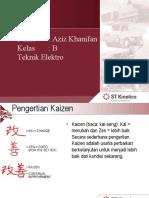 PPT Kaizen