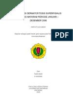 Proporsi dermatofitosis di RSUD Mataram