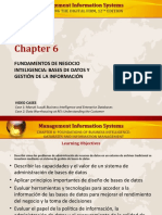 FOUNDATIONS OF BUSINESS INTELLIGENCE - DATABASES AND INFORMATION MANAGEMENT Chapter 6 Laudon y Laudon