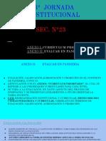 3º Jornada institucional