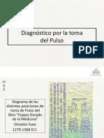 05 Diagnóstico por el Pulso 2019