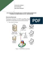 EXPLIQUE QUE FUNCION REALIZAN LAS DIRECCIONES RESERVADAS IP DESDE LAS DIRECCIONES 0.0.0.0 al 128.255.255.255.docx