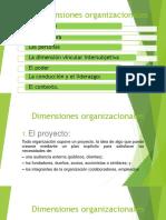 01.Dimensiones organizacionales