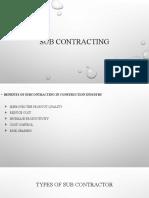 Subcontracting.pptx