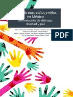 Filosofía para niñas y niños en México. Un horizonte de diálogo, libertad y paz.pdf