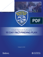 RPD 90-Day Fact-Finding Plan