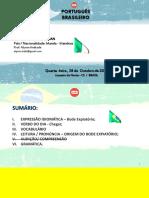 Português para Estrangeiros Alyson Andrade