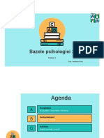 Seminarul 3 - Istoria psihologiei 2018-2019