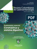 Suplemento especial Coronavirus y sistema digestivo rcg2020