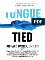 Tongue -Tied  - How a Tiny String Under the Tongue Impacts Nursing, Speech, Feeding, and More - 2018  - 1st.pdf