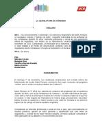 Declaracion Homenaje Mario Pereyra