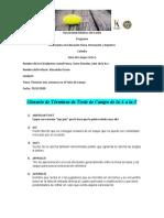 Terminología de Tenis de la A a la Z Para estudiantes.
