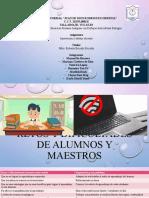 Retos y dificultades de alumnos y maestros