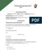 GUÍA PEDAGOGICA 2 quimica