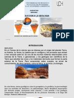 GEOLOGIA CLASE 1-2018-II