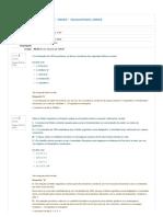 Poder Legislativo - Exercícios de Fixação - Módulo II