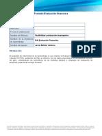 Ea5.Evaluación Financiera uveg
