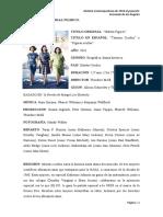 Analisis de Material Filmico, Talentos Ocultos