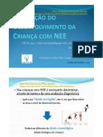 Promoção do desenvolvimento da criança com NEE - UFCD 3293.pdf