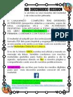 Actividades del libro español lecturas