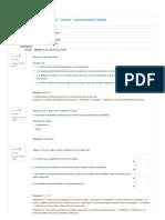 Política Contemporânea - Exercícios de Fixação - Módulo II