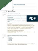 Política Contemporânea - Exercícios de Fixação - Módulo III
