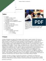 Conteúdo 01 Pedagogia – Wikipédia, a enciclopédia livre