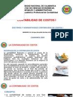 CLASE 1 -CONTABILIDAD DE COSTOS LUNES 17-08