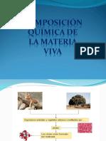 Composición química de la materia II