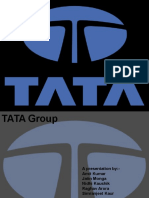 TATA Retail Division