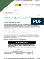 VALVULA DE CONTROL ( FRENO DE COMPRESION)