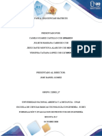 Fase 4 - Diligenciar matrices (2)