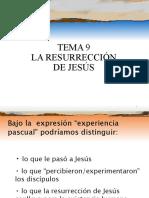 3-4 BIM Tema 9 La Resurreccin de Jhs 4TOS SEC.ppt