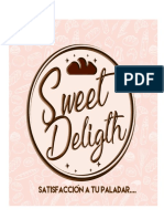 Panadería Sweet Delight.