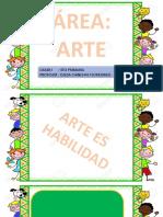 ÁREA DE ARTE CUARTO  GRADO (5)