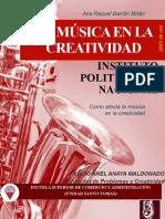 LA MÚSICA EN LA CREATIVIDAD (revista creativa)