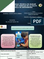 Gestión de inmunización de la red publica integral de salud RPIS, políticas de frasco abierto