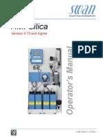 SWAN AMI Silica Analyzer.pdf