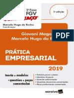 Passe na OAB - Prática Empresarial - Marcelo Hugo da Rocha - 2019.pdf