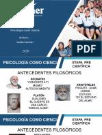 PSICO_S1_Psicología como ciencia clase zoom