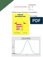Distribución Normal (Ejemplos)
