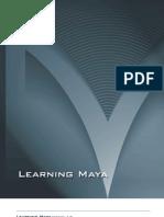pdf Learning Maya Book