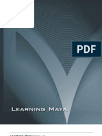 pdf Learning Maya Book