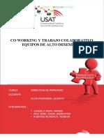 23. CO WORKING Y TRABAJO COLABORATIVO. EQUIPOS DE ALTO DESEMPEÑO.docx