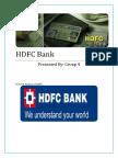HDFC Bank Financial Analysis