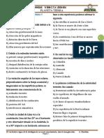 CLAVE DE PREGUNTAS SOBRE PLANETA TIERRA.  1°.docx