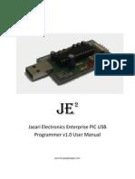 JE2 USB Programmer Manual_v1.0