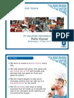 Unilever Indonesia Public Expose 2010_tcm110-254806