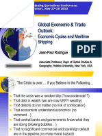 Economic Cycles and Maritime Shipping.ppt
