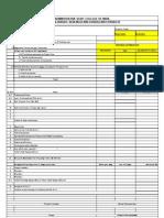 Internal Budget -WMC